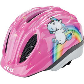 KED Meggy II Originals Casco Bambino, unicorn
